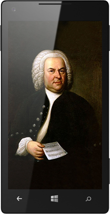 Bach Catalogue screenshot1